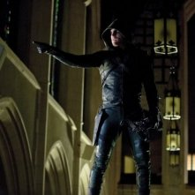 Arrow: Stephen Amell nell'episodio City of Heroes