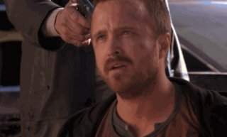 Breaking Bad: Aaron Paul nell'episodio Ozymandias