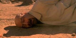 Breaking Bad: Bryan Cranston nell'episodio Ozymandias