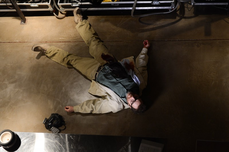 Breaking Bad Bryan Cranston Nella Scena Finale Della Serie 287717
