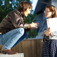 Dallas Buyers Club: Matthew McConaughey e Jennifer Garner in un scena del film