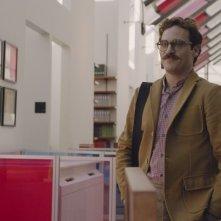 Her: Joaquin Phoenix in una scena del nuovo film di Spike Jonze
