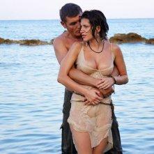 Il flauto: Francesca Ferri e Patrizio Oliva sono Gennaro e Ninetta in una scena del film