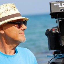 Il flauto: il regista Luciano Capponi sul set
