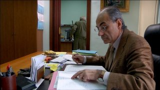 L'amministratore: una scena del documentario di Vincenzo Marra