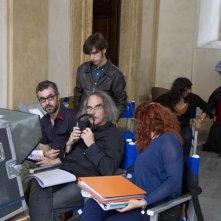 La sapienza: il regista Eugène Green sul set a Torino