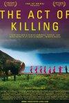 The Act of Killing - L'atto di uccidere: la locandina internazionale del film