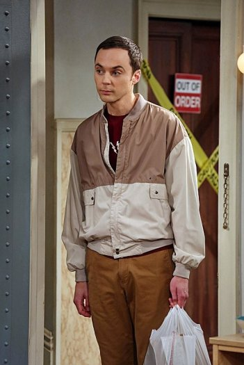 The Big Bang Theory: Jim Parsons nell'episodio The Deception Verification