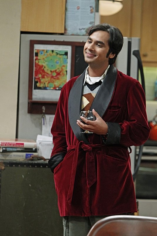 The Big Bang Theory Kunal Nayyar Nell Episodio The Scavenger Vortex 287749