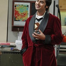 The Big Bang Theory: Kunal Nayyar nell'episodio The Scavenger Vortex