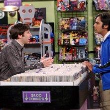 The Big Bang Theory: Simon Helberg e Kunal Nayyar nell'episodio The Deception Verification