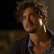 Una piccola impresa meridionale: Riccardo Scamarcio in un bel primo piano tratto dal film