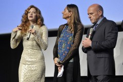 Under the Dome: Dean Norris e Rachelle Lefevre al RFF 2013