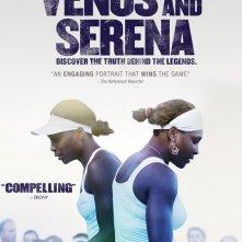 Venus and Serena: seconda locandina internazionale del film