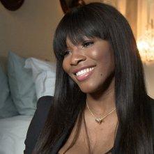 Venus and Serena: Serena Williams in una scena del documentario
