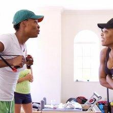 Venus and Serena: Venus e Serena Williams in una scena