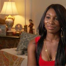 Venus and Serena: Venus Williams in una scena del documentario