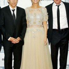 Ben Stiller, Sean Penn e Kristen Wiig al New York Film Festival sul red carpet de I sogni segreti di Walter Mitty