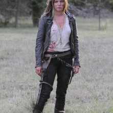 Revolution: Tracy Spiridakos nell'episodio There Will Be Blood