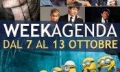 Week-Agenda: Cattivissimo Me 2, Coven e Devious Maids