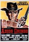 Adiós gringo: la locandina del film