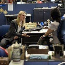 Homeland: Claire Danes in una scena dell'episodio Uh... Oh... Ah...