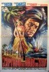 Il capitano dei mari del Sud: la locandina del film