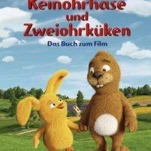 Keinohrhase und Zweiohrküken: la locandina del film