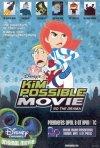 Kim Possible - La sfida finale: la locandina del film