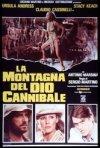 La montagna del dio cannibale: la locandina del film