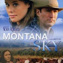 Nora Roberts - Montana Sky: la locandina del film