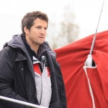 In solitario: Guillaume Canet in un momento del film