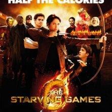 Starving Games: la locandina del film