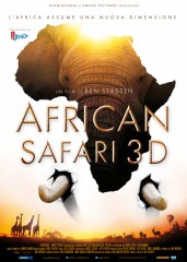 African Safari 3D in streaming & download