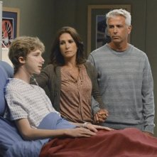 Grey's Anatomy: Julie Dretzin, Michael Milillo e Joey Luthman nell'episodio Everybody's Crying Mercy
