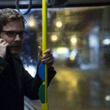 Il Quinto Potere: Daniel Bruhl in una scena del film