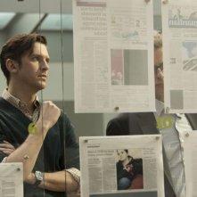 Il Quinto Ptere: Dan Stevens in una scena del film