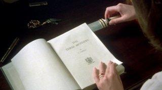 Inferno di Dario Argento - il libro di Varelli sulle Tre Madri