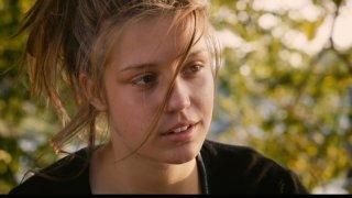 La vita di Adele: Adèle Exarchopoulos in una scena del film