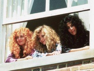 Le streghe di Eastwick: Susan Sarandon, Michelle Pfeiffer e Cher