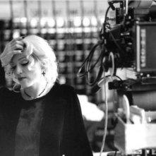 Madonna sul set di Four Rooms