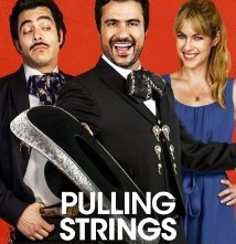 Pulling Strings: la locandina del film