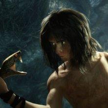 Tarzan: una delle prime immagini del film