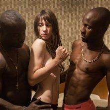 The Nymphomaniac - Volume 2: Charlotte Gainsbourg in una scena dello scottante film di Lars von Trier