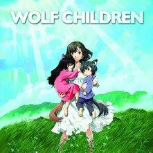 Wolf Children: la locandina inglese