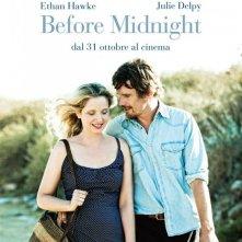 Before Midnight: la locandina italiana