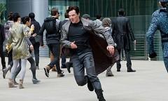 Benedict Cumberbatch in azione