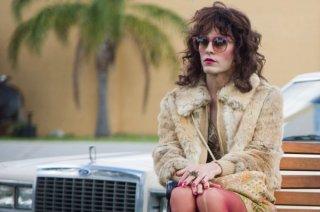 Dallas Buyers Club: Jared Leto in versione travestito in una scena del film