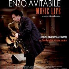 Enzo Avitabile Music Life: la locandina dell'evento speciale