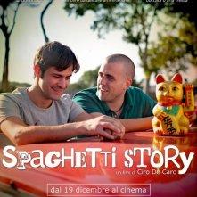 Spaghetti Story: la locandina